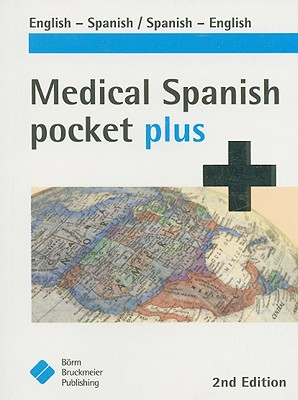 Medical Spanish Pocket Plus By Maute, Carla, M.D. (EDT)